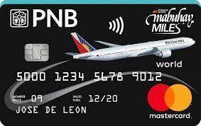 Aside from the waived annual fee, as cardholder you can enjoy the following benefits: Pnb Credit Cards Pnb Mabuhay Miles Mastercard