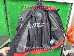 rstaichi rs taichi rsj832 gmx arrow leather jacket size m leather jackets croooober japan