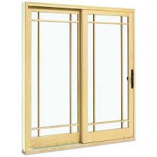 wood sliding patio doors. Wooden Sliding French Patio Fiberglass | Integrity Wood Doors