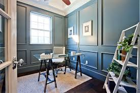 office wainscoting ideas. traditional home office with wainscoting west elm glass cross base desk uline leather fashion ideas