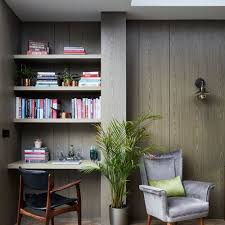 Living Room Shelving Clever Designs For Alcoves Ideal Home