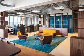 retro office. With Retro Furniture, There Are Usually Two Ways To Go: Lots Of Color, Or Very Little. Both Styles Have The Potential Look Amazing. Office
