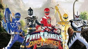 Watch Power Rangers Dino Thunder Streaming Online - Yidio