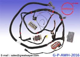 trailer wiring harness on s quality trailer wiring harness tyco 15 pin 16 pin ecu trailer wiring harness adapter tow vehicle assembly