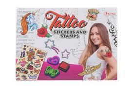 Tetování Sada Aukro