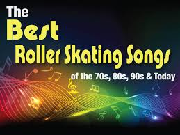 80s Pop Charts The Best Roller Skating Songs Of The 70s 80s 90s Today