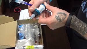 посылка от 28оптру крупнейшего интернет магазина тату оборудования