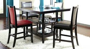 glass counter height table glass counter height dining set counter height dining set 5 glass counter glass counter height table