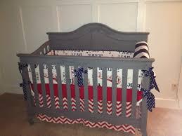 bedding cribs luxury bedroom wall decor fl colorful striped sweet joj designs sheep vintage baseball crib