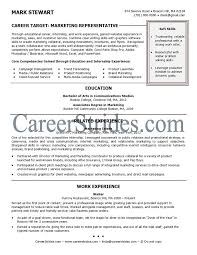 Resume Example Resume Examples For Recent College Graduates