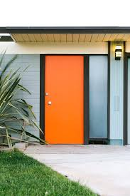Orange front door Paint Colors Orange Front Door Exquisite Orange Front Door Best Orange Door Ideas On Orange Front Doors Orange Front Door Shqiperiaonlineinfo Orange Front Door Orange Door Shqiperiaonlineinfo