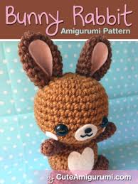 Cute Crochet Patterns Classy Amazon Bunny Rabbit Amigurumi Pattern Crochet Pattern Books