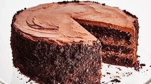 Blackout Chocolate Cake Recipe