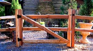split rail wood fence gate. 5 Ft. Walk Gate In A 2 Hole Split Rail Fence With Welded Wire Attached Wood C