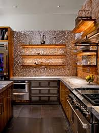 Backsplash Designs Metal Backsplash Ideas Hgtv