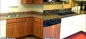 countertops laminate looks like granite re laminate how to paint your counters painted really encourage laminate