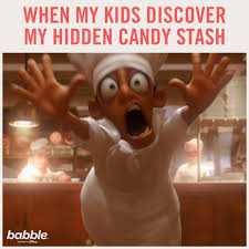 Image result for hidden candy stash