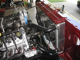 ls swap radiator the 1947 present chevrolet gmc truck i m most likely going the rnd radiator and shroud sparky told me i should have no issues it