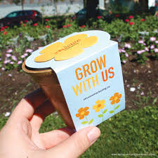 Biodegradable Paper With Flower Seeds Seed Paper Sprouter Kits Biodegradable Planting Pots For Eco