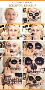 25 makeup looks that are actually easy holidayzz makeup creepy makeup
