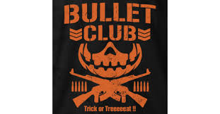 New Japan Pro-Wrestling - Bullet Club Trick or Treat | ROH & NJPW ...