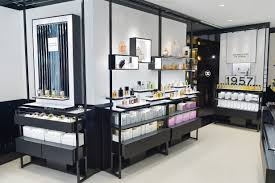Designer Shops In Gibraltar Chanel Launches Its First Fragrance And Beauty Space In