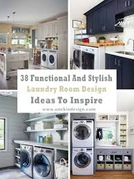 Ballard Designs Laundry Room Rack 38 Functional And Stylish Laundry Room Design Ideas To