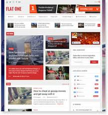Wordpress Template Newspaper