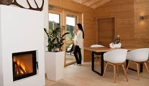 Luxus Chalets Im Bayerischen Wald Komfortable Ferienhäuser Im