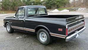 1969 Chevrolet 1/2-Ton Pickup | Connors Motorcar Company