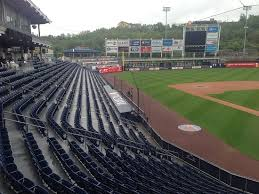 Pnc Field Seating Chart Scranton A Look Down Left Field At Pnc Field Picture Of Pnc Field