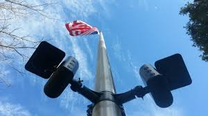 Flag Lights Pole Polepal Solar Flagpole Lighting System Product Details