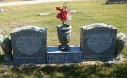 Chester Arthur Hendrix (1883-1969) - Find A Grave Memorial