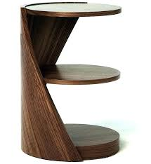 round side table with drawer storage side tables cool round bedside tables s m l f source storage side