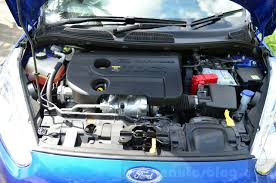 2014 Ford Fiesta Facelift Review engine - Indian Autos blog