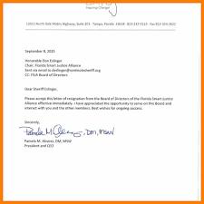 Board Resignation Letter Board Member Resignation Letter Gallery Creawizard 16