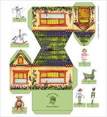 11 Paper House Templates Pdf Doc Free Premium Templates