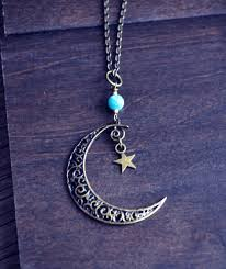 phases of the moon necklace meaning photos necklace and wedding