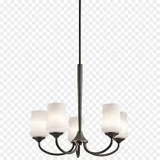 Beleuchtung Kronleuchter Leuchte Gebürstetes Metall