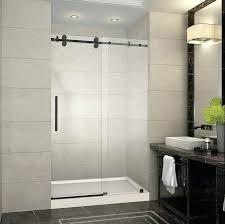 astonishing 32 inch frameless shower door x completely sliding shower door w base in oil 32 inch frameless glass shower door
