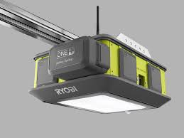 this is one seriously cool garage door opener seriously ryobi