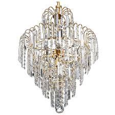 luxury big crystal chandelier modern ceiling light lamp pendant lighting fi h5b4