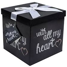 Decorative Holiday Boxes Decorative Gift Boxes Amazon 1