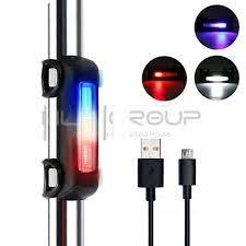 Đèn Nhấp Nháy Cảnh Báo Gắn Phía Sau Xe Đạp Siêu Sáng Có Sạc Điện USB Chống  Nước Giúp Đạp Xe An Toàn Ban Đêm MLH giá cạnh tranh