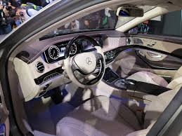 The 2016 Mercedes-Maybach S600: Luxury Version of S-Class ...
