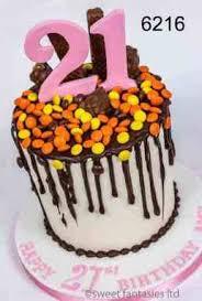 Girls 18th 21st 3 Sweet Fantasies Cakes Stoke On Trent