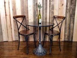 indoor wooden bistro table and chairs indoor bistro table sets furniture set and chairs wooden round