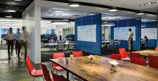 new office design trends. Since Trading Traditional Closed Cubicles For An Open, Transparent Layout, Softw New Office Design Trends