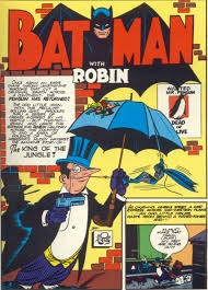 penguin batman original comic.  Original History On Penguin Batman Original Comic E