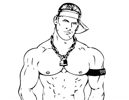 Wwe Coloring Pages Inspiration For Coloring Pages